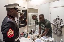 Dwa oblicza żołnierzy