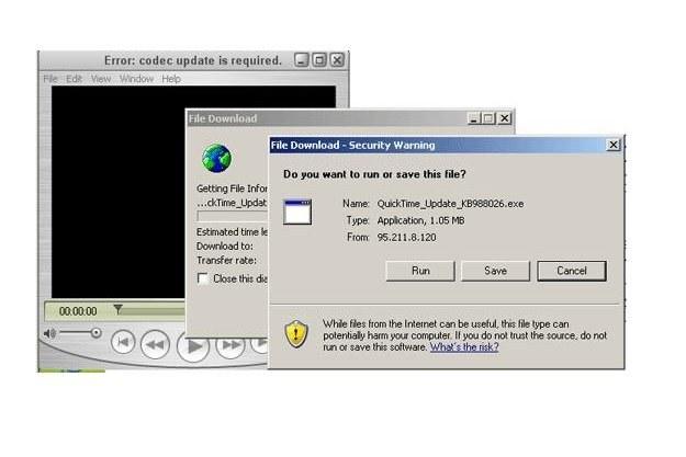 Dwa rodzaje plików wideo mogą wykorzystać lukę w QuickTime Player /materiały prasowe