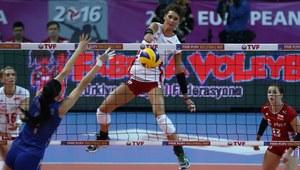 Dwa turnieje fazy grupowej World Grand Prix siatkarek w Polsce