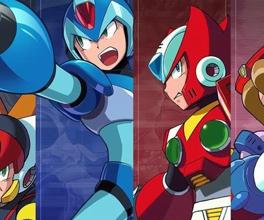 Dwa zestawy Mega Man X Legacy Collection z datą premiery