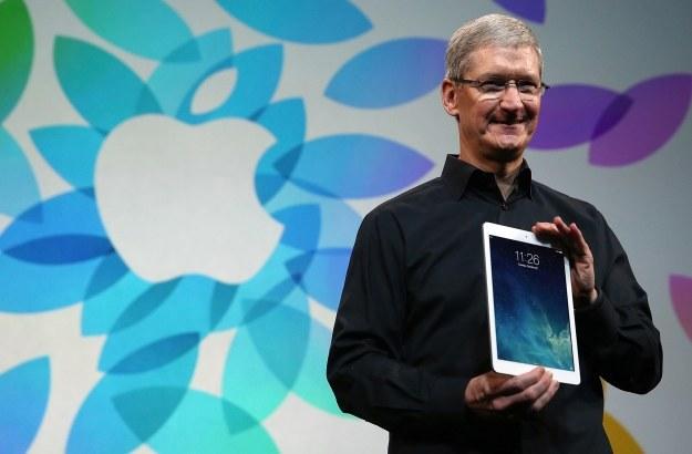 Dwie gorące nowości Apple już 21 marca? /AFP