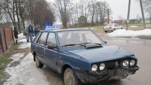 Dwie kolizje i siedem uszkodzonych samochodów