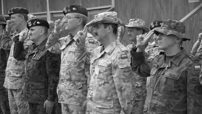 Dwie minuty ciszy także w Afganistanie