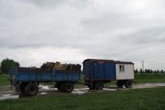 Dwie osoby zginęły podczas rozstawiania namiotu cyrkowego