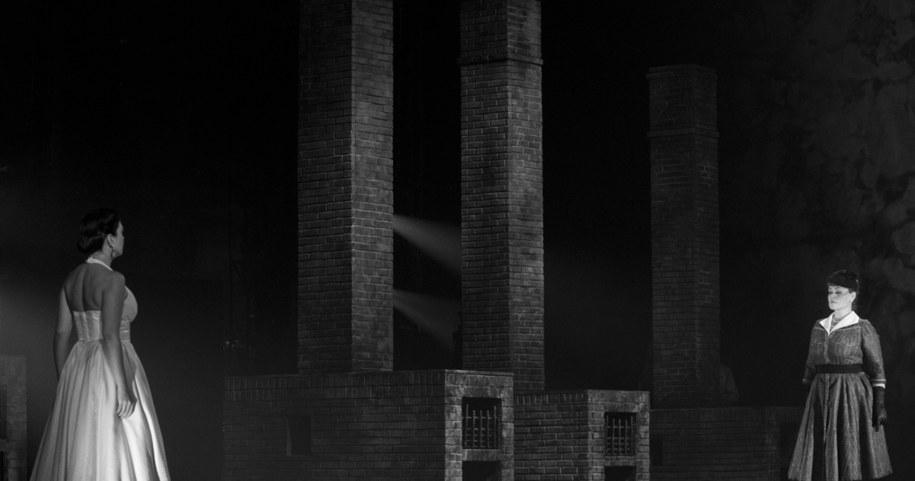 Dwie Złote Maski dla opery o Auschwitz /fot: Wojciech Grzędziński/Mat. Prasowy /