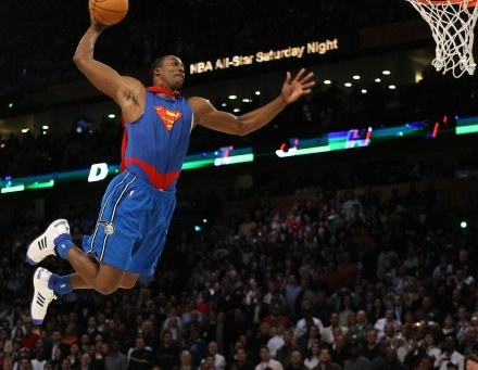 Dwight Howard /AFP