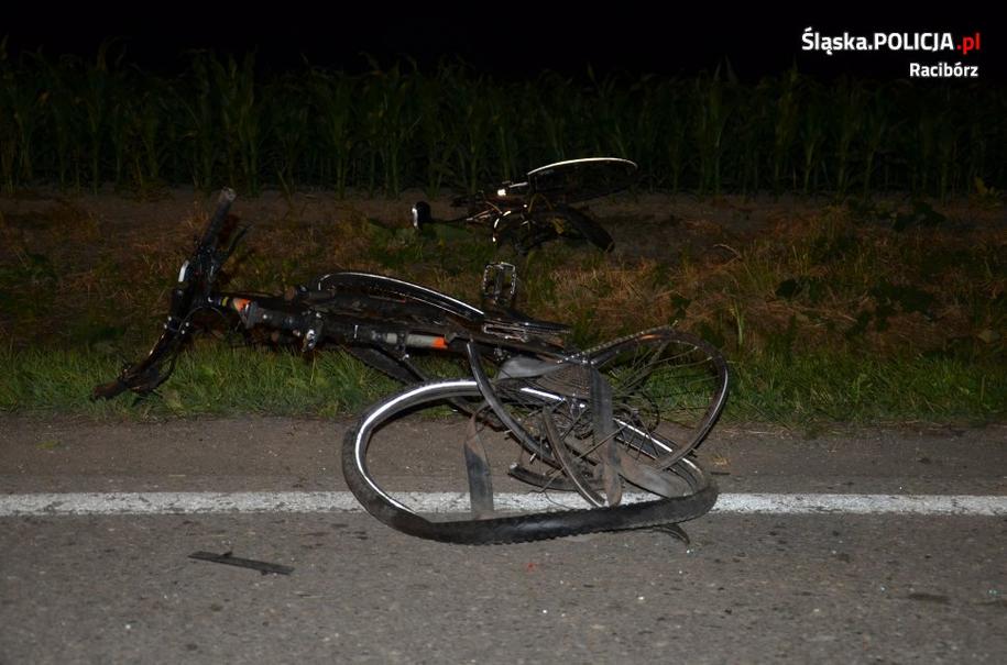 Dwóch rowerzystów zginęło na miejscu /Policja