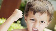 Dwulatek często ma napady agresji