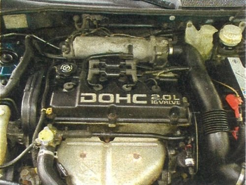 Dwulitrowy silnik o mocy ponad 140 KM to najczęściej spotykana jednostka. /Motor