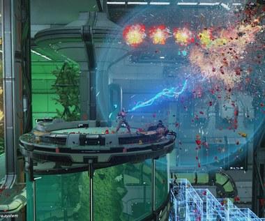 Dynamiczne strzelanie w gameplayu z Matterfall