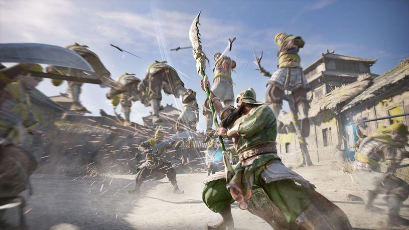 Dynasty Warriors 9 /INTERIA.PL