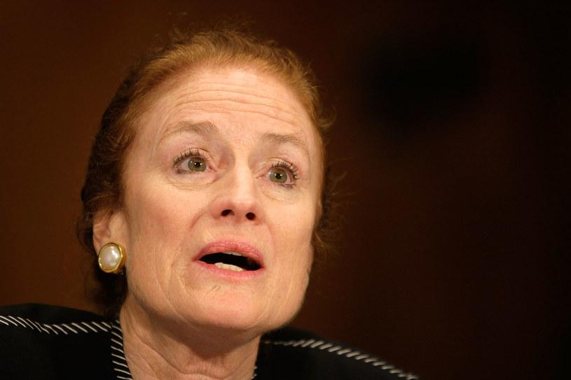 Dyrektor Generalna UNICEF Henrietta H. Fore /ALEX WONG /Getty Images
