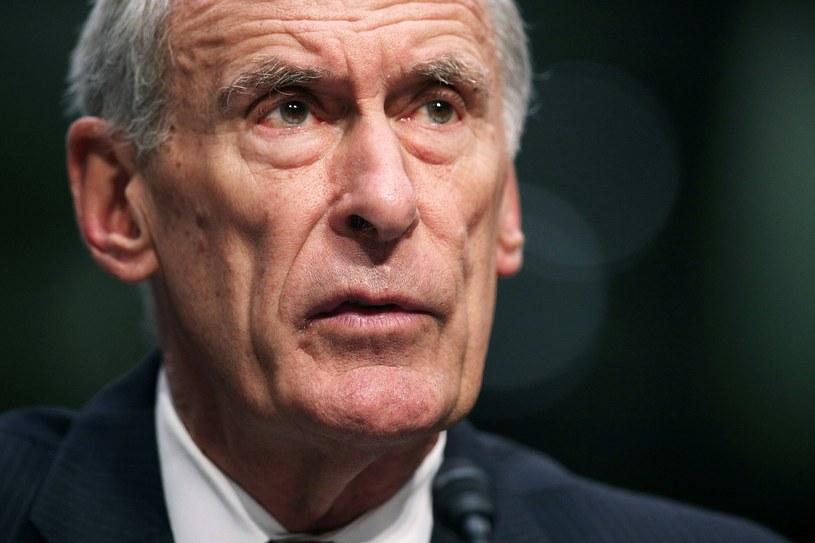 Dyrektor Wywiadu Narodowego, Daniel R. Coats /AFP