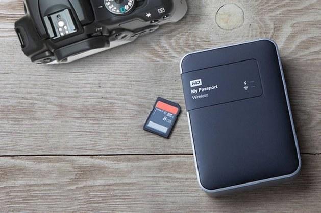 Dysk My Passport Wireless /materiały prasowe
