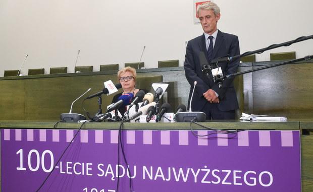 """Dyskusja wokół Sądu Najwyższego i obrady nad """"polską praworządnością"""" w Brukseli"""