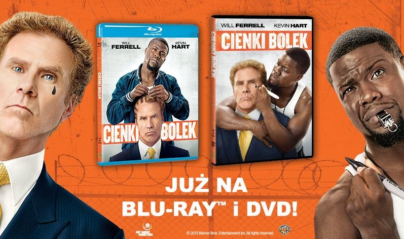 "Dystrybutorem filmu ""Cienki Bolek"" na płytach DVD i Blu-ray jest Galapagos Films /materiały dystrybutora"