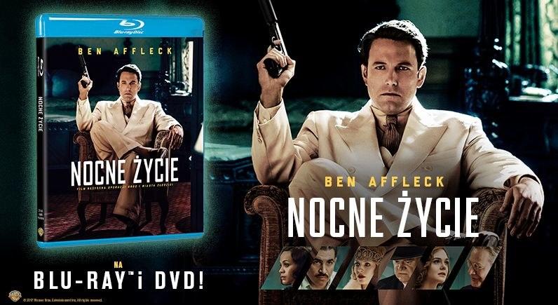 "Dystrybutorem filmu ""Nocne życie"" na płytach DVD i Blu-ray jest Galapagos Films /materiały dystrybutora"