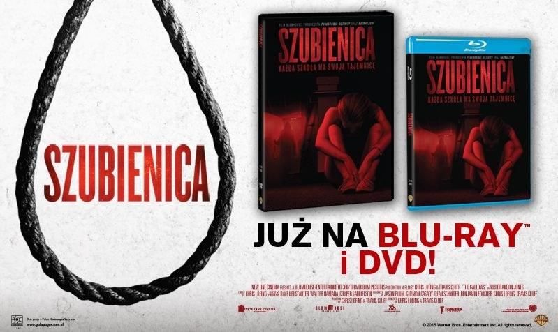 """Dystrybutorem filmu """"Szubienica"""" na płytach DVD i Blu-ray jest Galapagos Films /materiały dystrybutora"""