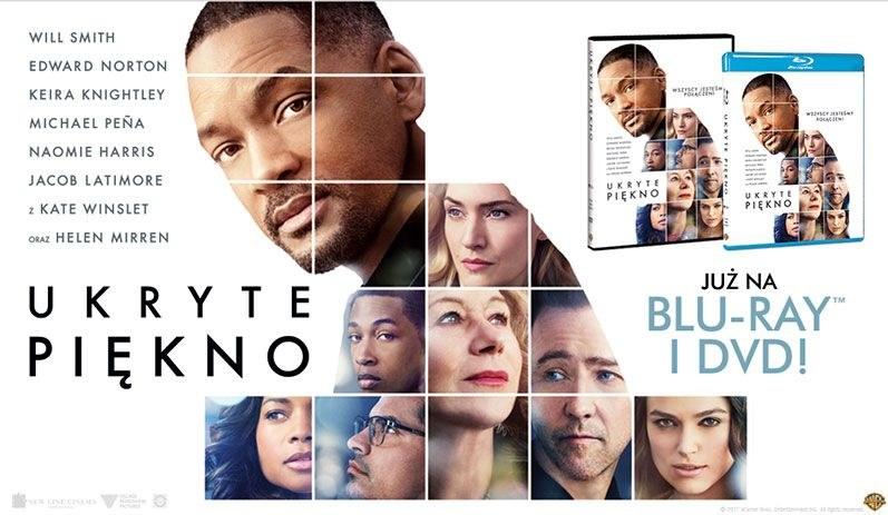 "Dystrybutorem filmu ""Ukryte piękno"" na płytach Blu-ray i DVD jest Galapagos Films /materiały dystrybutora"