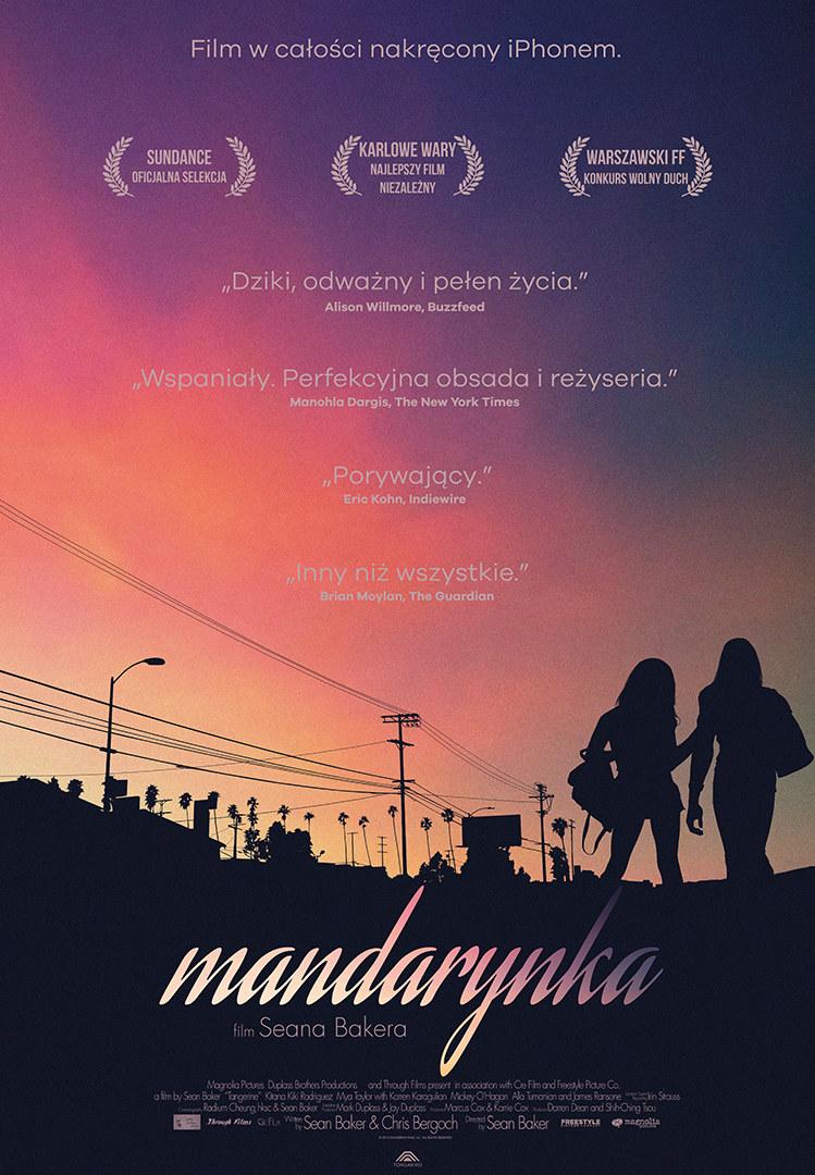 "Dystrybutorem ""Mandarynki"" jest Tongariro /materiały dystrybutora"