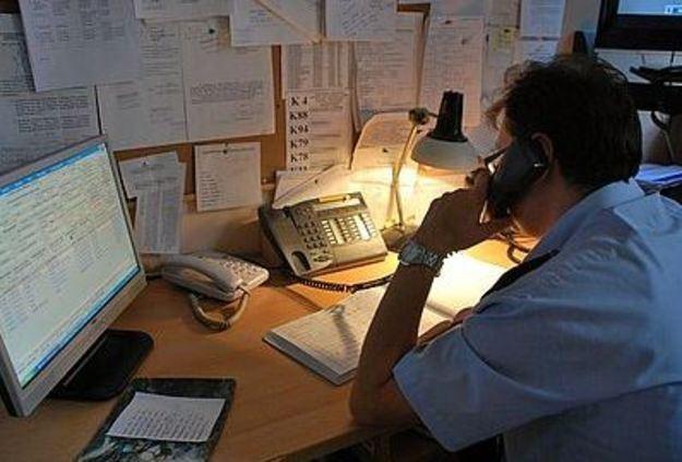 Dyżurny odebrał niezwykły telefon... /Policja