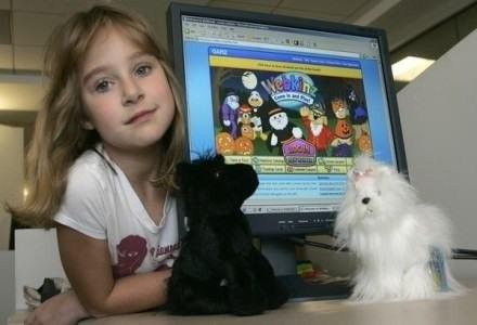 Dzieci i internet - bez odpowiedniej kontroli rodziców, sieć może być niebezpieczna /AFP