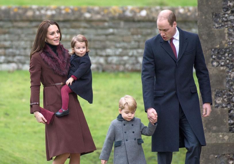 Dzieci Kate i Williama będą pełniły ważne funkcje na weselu ich cioci /SilverHub/REX/Shutterstock /East News