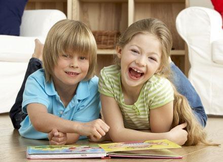 Dzieci kochają bajkowy świat, czują się w nim bezpiecznie /© Panthermedia