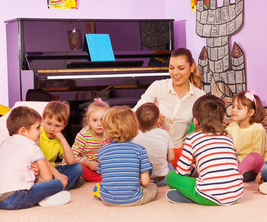 Dzieci przejmują swoje zachowania
