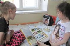 Dzieci z krakowskiego szpitala obdarowane audiobookami
