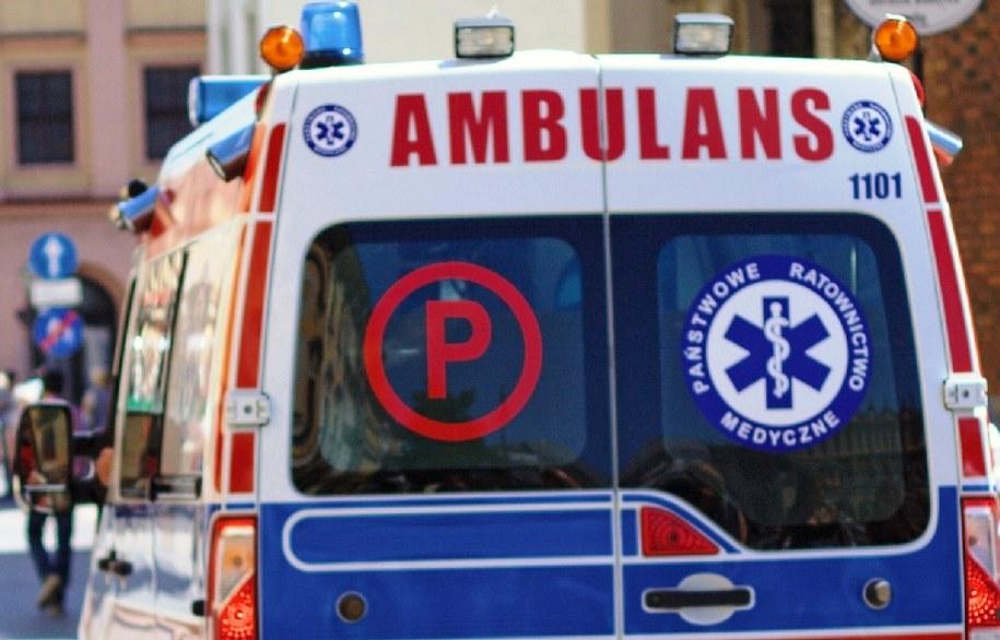 Dzieci z objawami zatrucia trafiły do szpitali /Maciej Nycz /RMF FM
