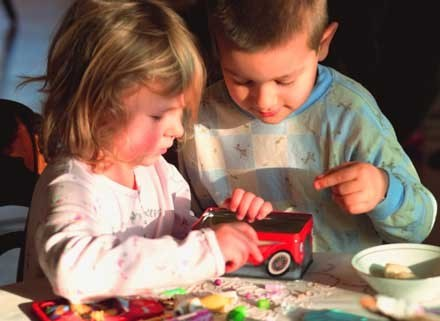 Dziecięce kolekcje z czasem mogą się zamienić w bezcenne zbiory /INTERIA.PL