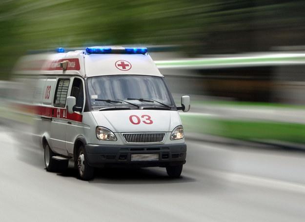 Dziecko natychmiast trafiło do szpitala (zdjęcie ilustracyjne) /©123RF/PICSEL