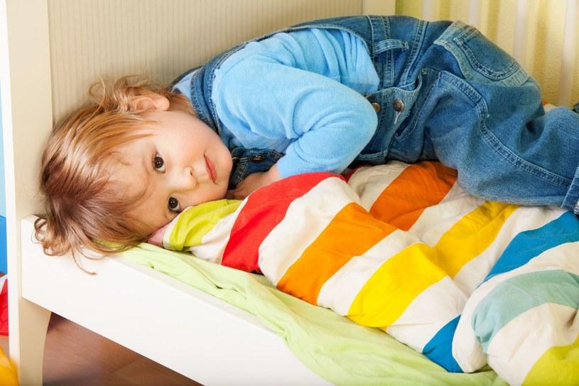 Dziecko zapamiętuje od najmłodszych lat to, co mówi rodzic /©123RF/PICSEL