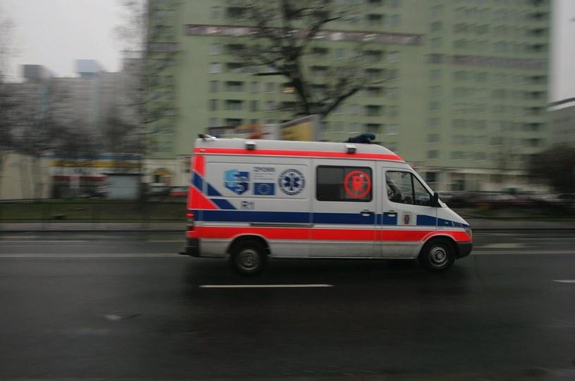 Dziecko zmarło. Badają okoliczności jego śmierci /Cezary Pecold /Agencja SE/East News