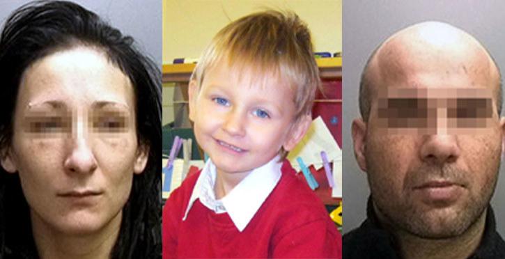 Dziecko zmarło w marcu 2012 roku w Coventry. /Rex Features /East News