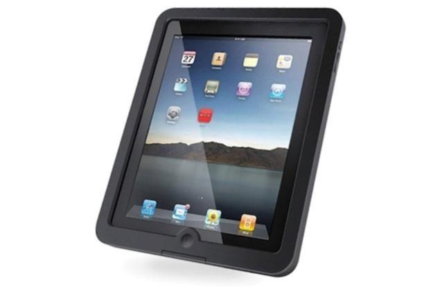 Dzięki etui Nuud nasz iPad będzie bezpieczny na tropikalnych wakacjach /materiały prasowe