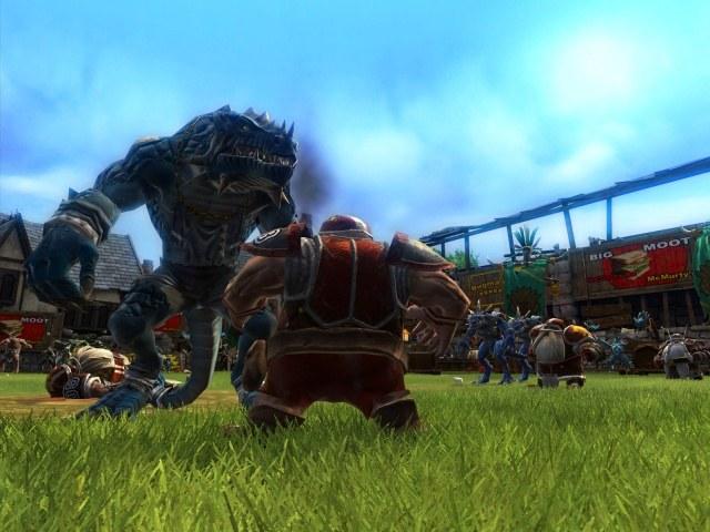 Dzięki licencji Games Workshop akcja gry rozgrywa się w fantastycznym uniwersum Warhammera /Informacja prasowa