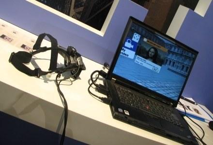 Dzięki LTE możliwe będą takie rozwiązania jak nawigacja przy pomocy specjalnych okularów /INTERIA.PL