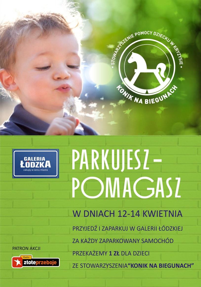 """Dzięki projektowi """"Parkujesz - pomagasz"""" każdy może dołączyć do szczytnej akcji /materiał zewnętrzny"""