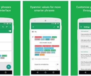 Dzięki tej aplikacji możesz pisać nawet dziesięciokrotnie szybciej