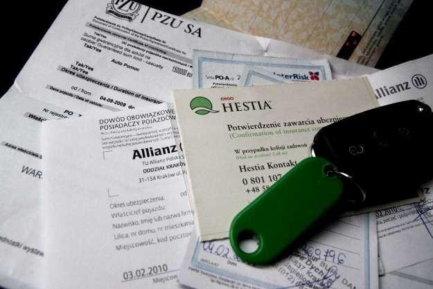 Dzięki uszczelnieniu systemu ceny polis mogą spaść /INTERIA.PL