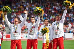 Dzień pełen sukcesów! Oto niedzielni medaliści!