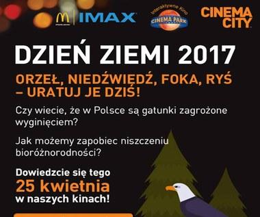 Dzień Ziemi w Cinema City