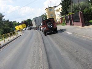 Dziennie tą drogą przejeżdża 30 tys. aut /RMF