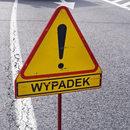 """""""Dziennik Zachodni"""": Czołowe zderzenie w Knurowie. Są ranni"""