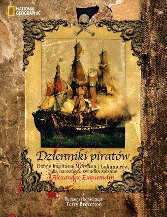 Dzienniki piratów /Wydawnictwo National Geographic