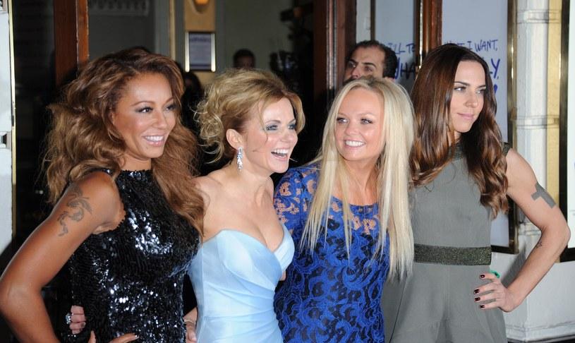 Dziewczyny z zespołu Spice Girls /Getty Images