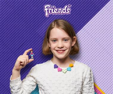 Dziewięcioletnia projektantka LEGO