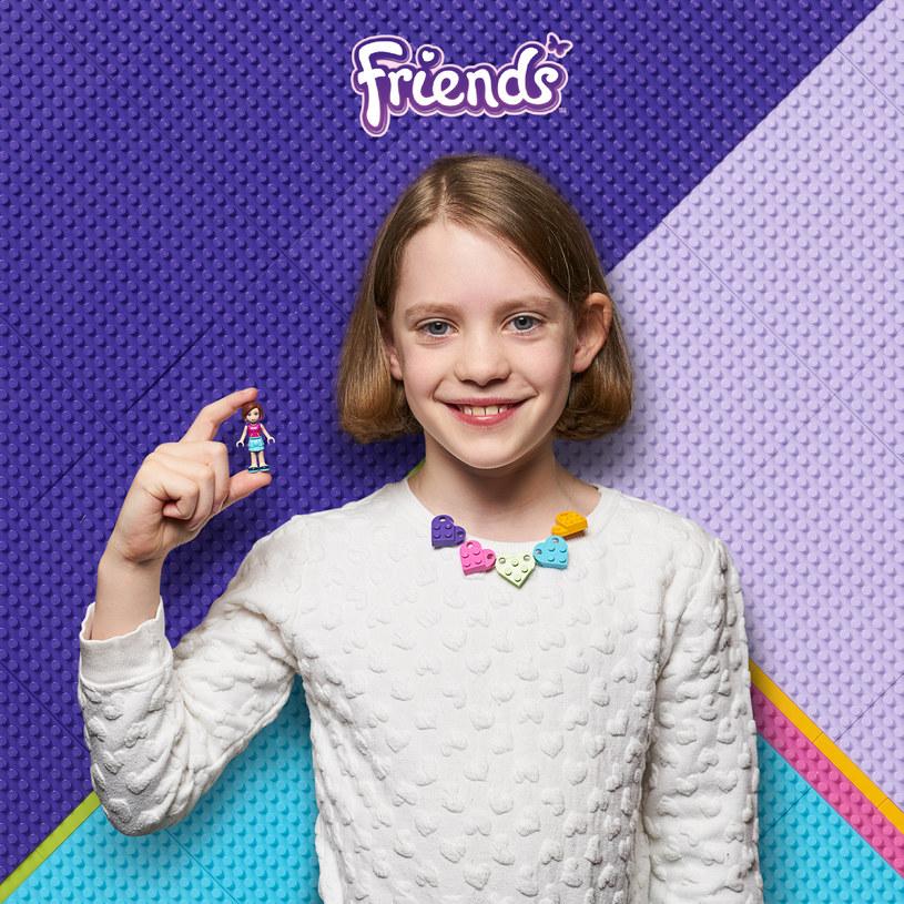 Dziewięcioletnia Sienna jest pierwszym dzieckiem, które zaprojektowało oficjalny produkt LEGO /materiały prasowe